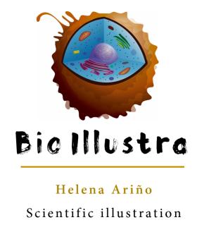 Logo BioIllustra
