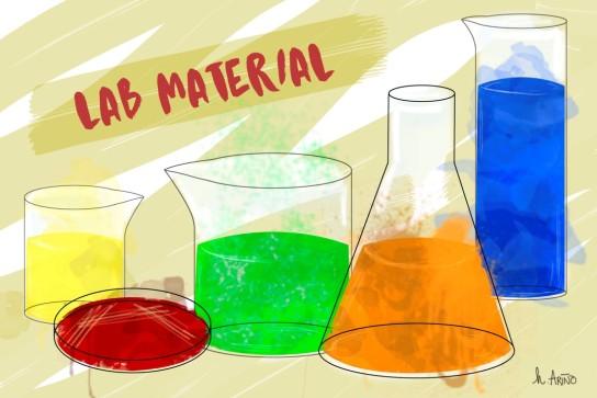 Lab material, 2017